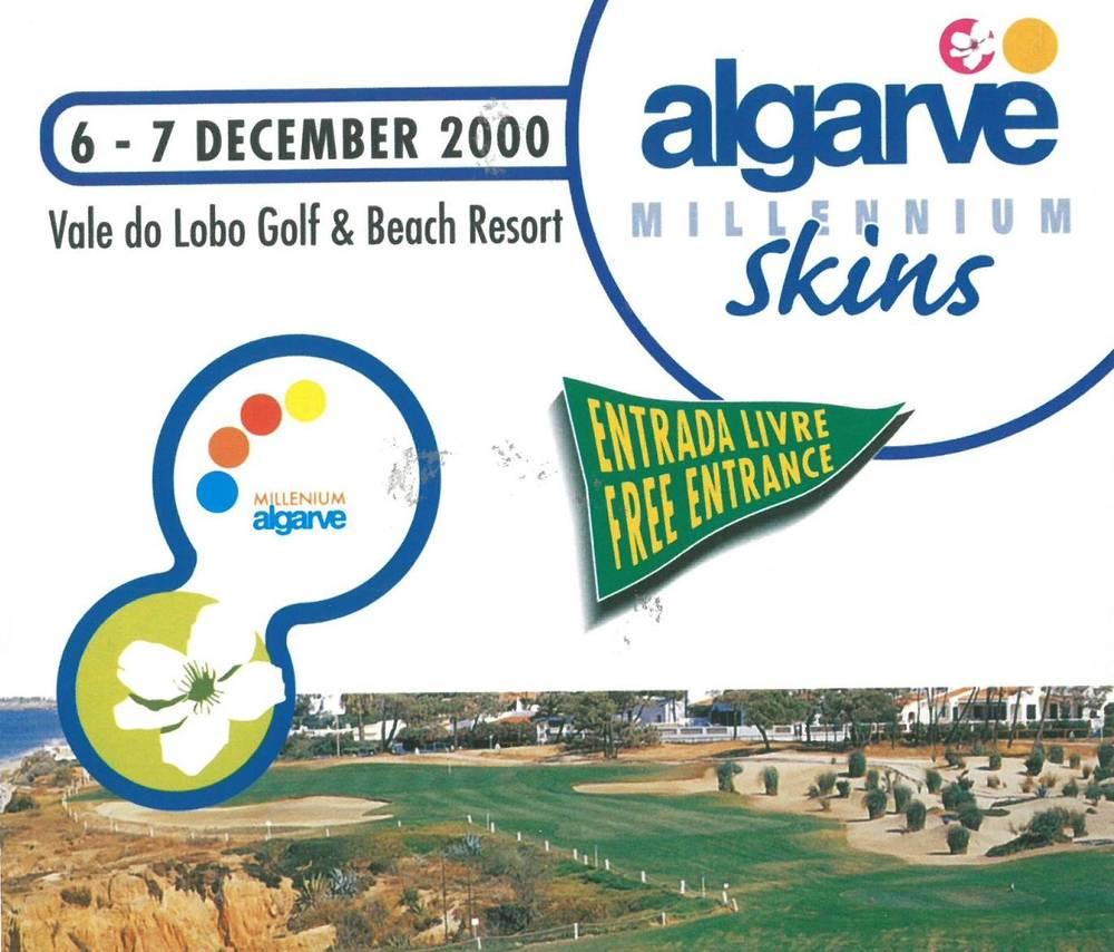 Algarve Millennium Skins